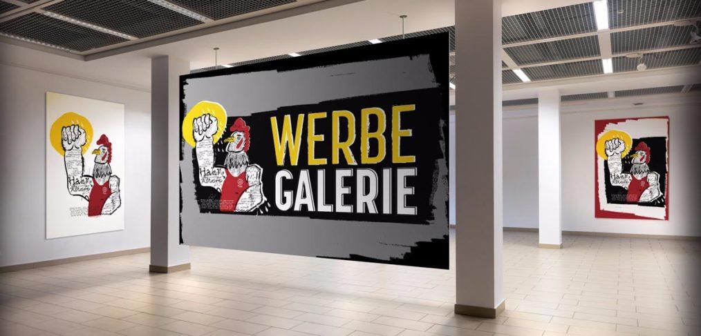 Werbegalerie Werbung
