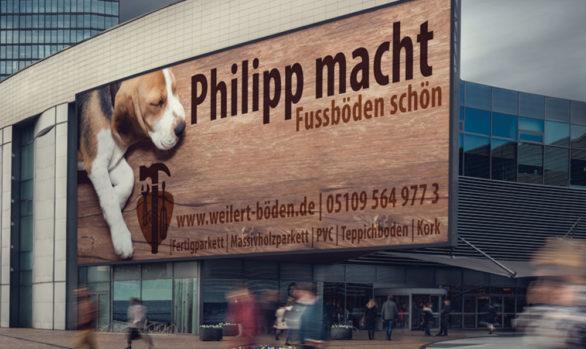 Fußboden Weilert - Plakate