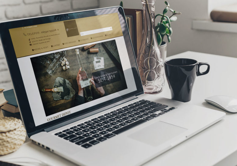 Gourmetdepot® Webshop