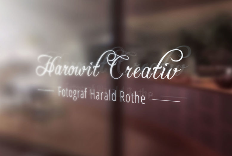 Logo Redesign Harowit
