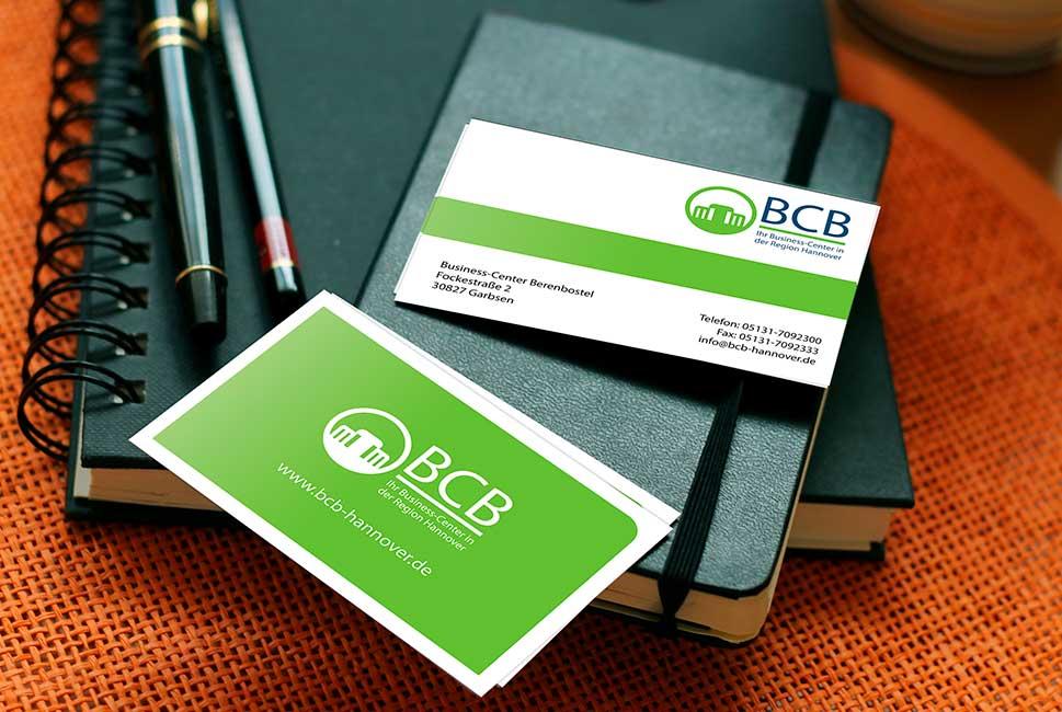 Visitenkarten Für Das Bcb Miu24 Werbeagentur